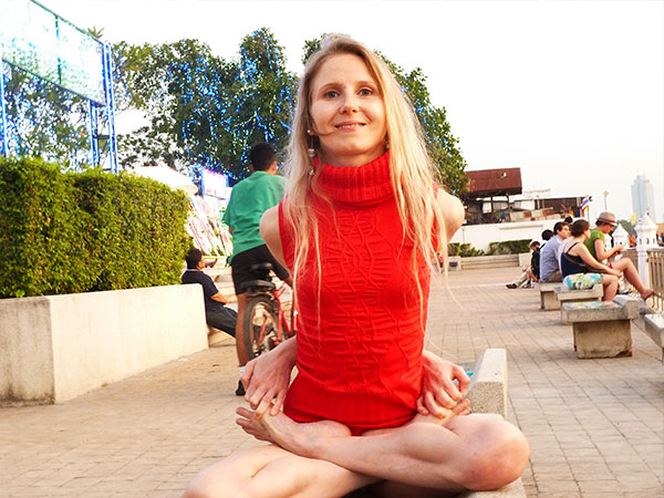 Elke Lechner in Thailand Foto 27