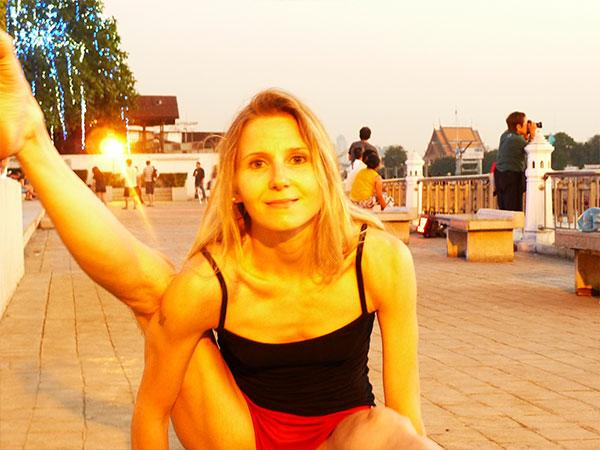Elke Lechner in Thailand Foto 22