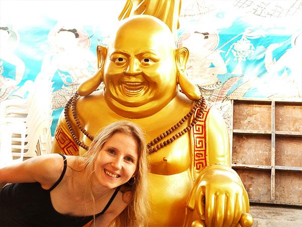 Elke Lechner in Thailand Foto 21
