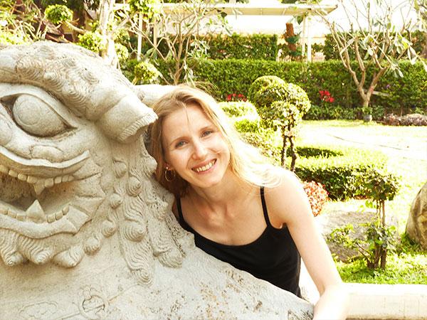 Elke Lechner in Thailand Foto 18