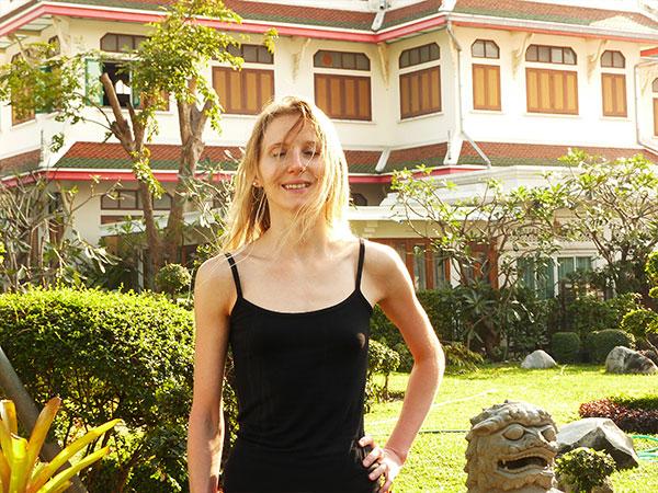 Elke Lechner in Thailand Foto 17