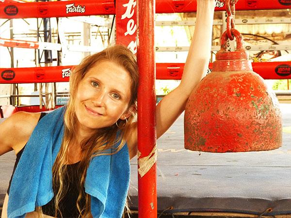 Elke Lechner in Thailand Foto 13