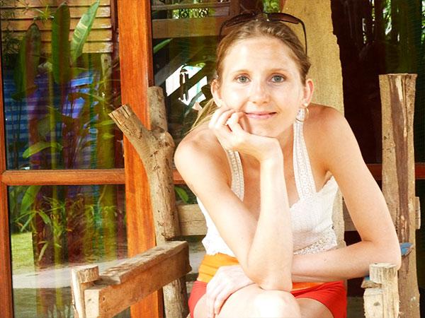 Elke Lechner in Thailand Foto 08
