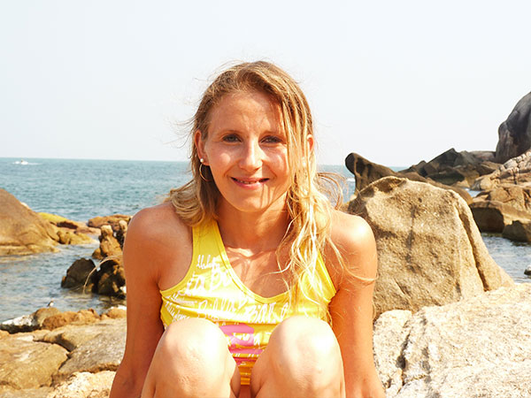 Elke Lechner in Thailand Foto 34