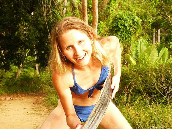 Elke Lechner in Thailand Foto 50