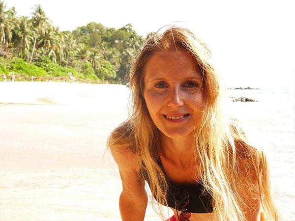 Elke Lechner in Thailand Foto 52