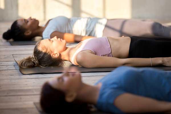 Yoga Nidra Anleitungen